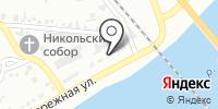 ВДПО на карте