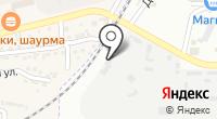 Астцемент на карте