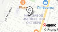 Начальная общеобразовательная школа №60 на карте