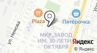 Детская школа искусств №5 на карте