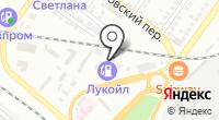 АвтоЮни на карте
