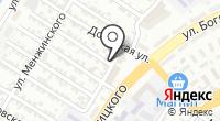 Астрахань-Восток-Сервис на карте