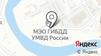 Центр лицензионно-разрешительной работы Управления МВД России по Астраханской области на карте