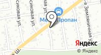 Аракс на карте