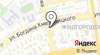 Симба на карте