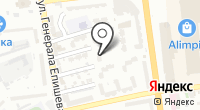 Атель-Е на карте
