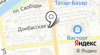 Серагем-Юг на карте