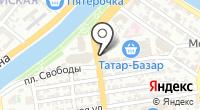 Алтын на карте