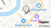 Садовник на карте