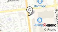 Точка на карте