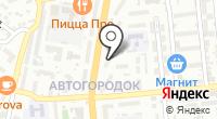 Дантист на карте