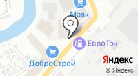 Раффи на карте