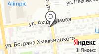 Астраханская городская служба недвижимости на карте