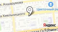 ЛИМА на карте
