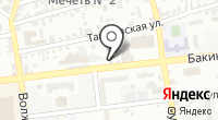 Слик на карте