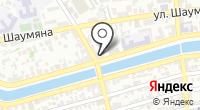 Открытая сменная общеобразовательная школа №1 на карте