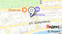 Астраханский театр юного зрителя на карте