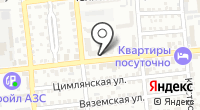 К2 на карте