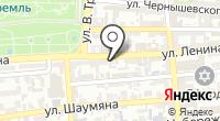 Астраханский культурный центр на карте