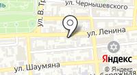 Управление муниципального имущества Администрации г. Астрахани на карте