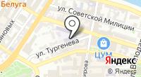 Астраханский автомобильно-дорожный колледж на карте
