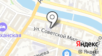 Средняя общеобразовательная школа №30 на карте
