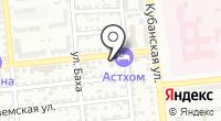 Многопрофильное агентство на карте