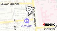 Нижневолжская строительная компания на карте