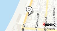 Астраханская торгово-промышленная палата на карте