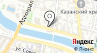 Саратовская государственная юридическая академия на карте