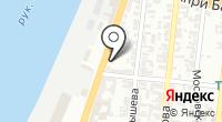Фреон на карте