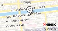 Первый Астраханский монетный двор на карте