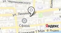 Сандрэ на карте