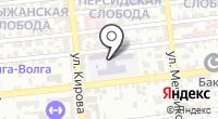 АГМА на карте