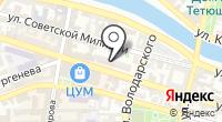 АстКомп на карте