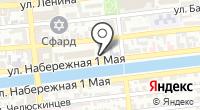 Энергофакт на карте