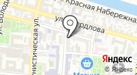 Сати на карте