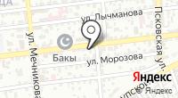 Амир на карте