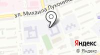 Средняя общеобразовательная школа №18 им. 28 Армии на карте
