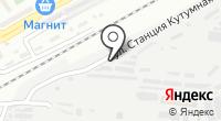 АВТО на карте