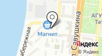 Астрэвел на карте