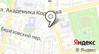 Скарлетт на карте