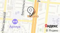 Интрейд на карте