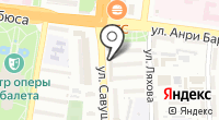 АТС на карте