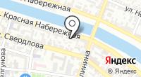 Астравита на карте