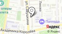 Компьютерная клиника №302 на карте