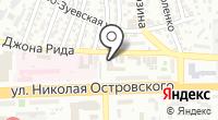 АстраСофт на карте