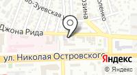 Московская открытая социальная академия на карте