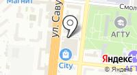 БьютиЛик на карте