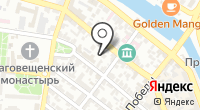 Руслес на карте